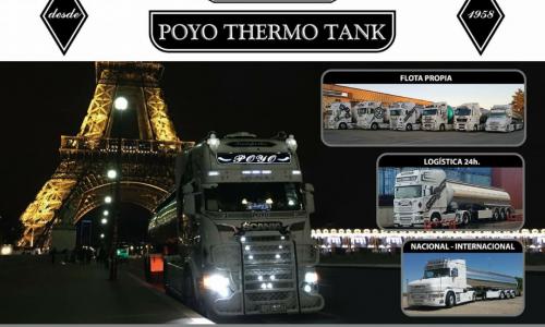 Poyo Thermo Tank